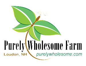 purely wholesome farm, Loudon, NH